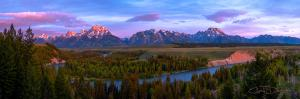 Grand Tetons Print To Be Auctioned